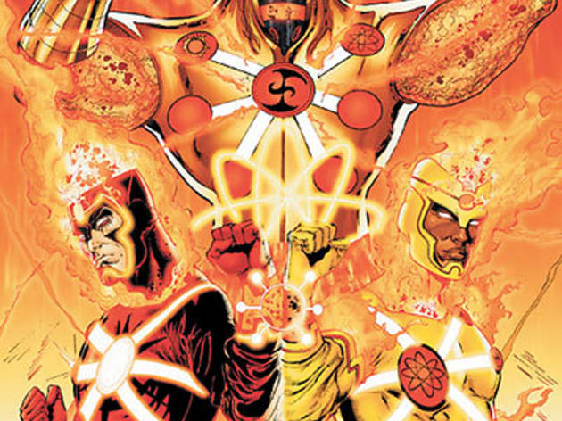 Review | The Fury of Firestorm, The Nuclear Men #1