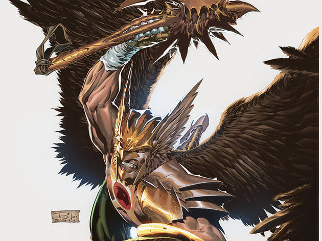 Review | The Savage Hawkman #1