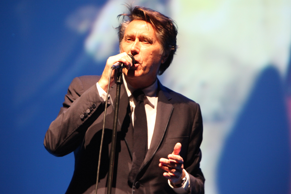 MCA Talk: Bryan Ferry and Michael Bracewall, Sep 17