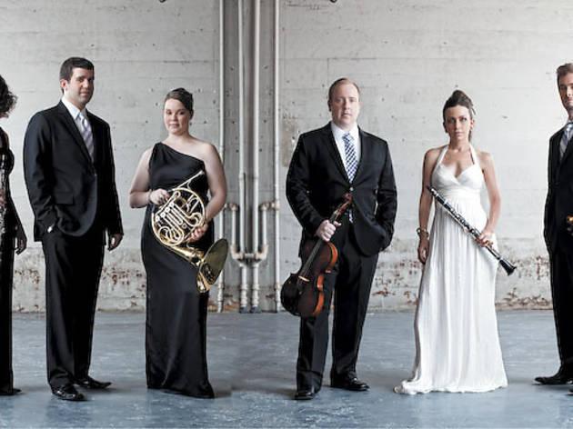 Fifth House Ensemble: Soundings