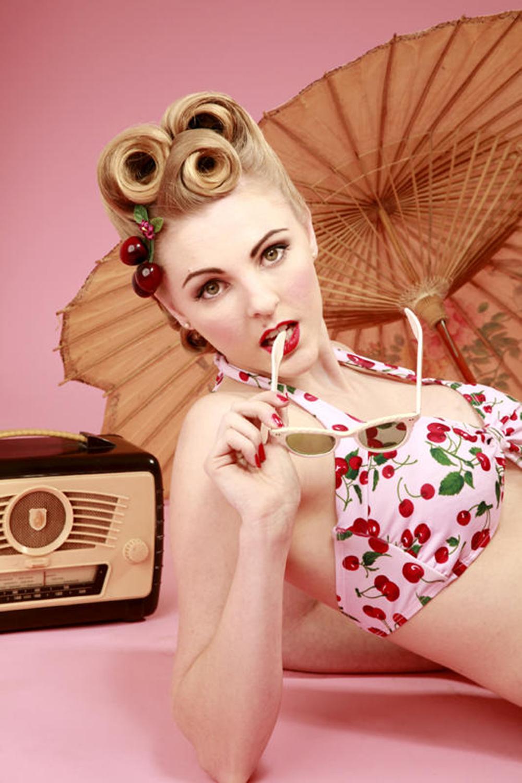 Retro Pin Up Girls Photoshoot London - Andrew Prod Photography Pin up photoshoot london