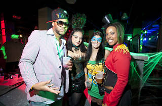 Halloween events in Chicago: Haunted Hotel Halloween Ball is at the Hilton Chicago on October 26, 2013.