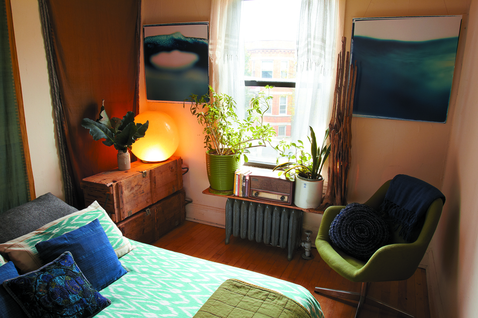 Andersonville apartment with a great garden