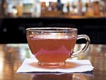 Yeti Holiday Warmer hot toddy�at the Barrelhouse Flat