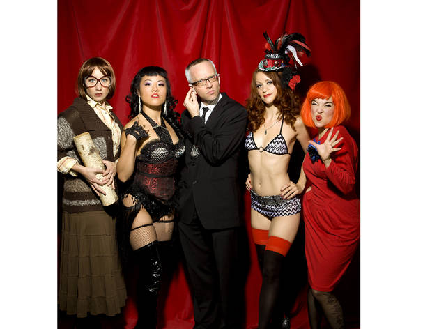 The Pink Room Presents Twin Peaks: Fire Walk with Me Burlesque