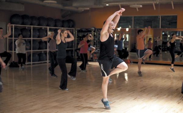 LGBT-themed fitness classes