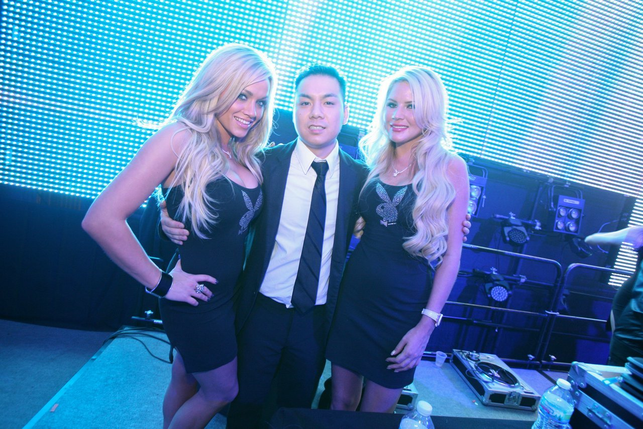 Official Playboy NYE 2012 photos