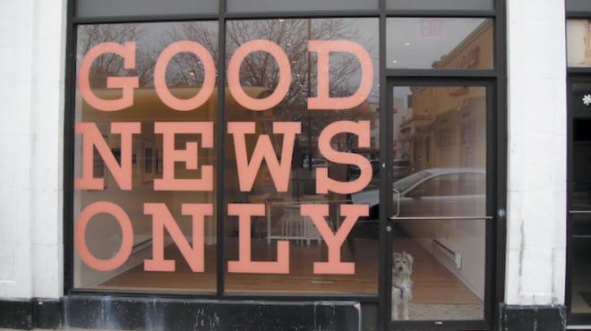 Good News Only Gallery, Chicago.