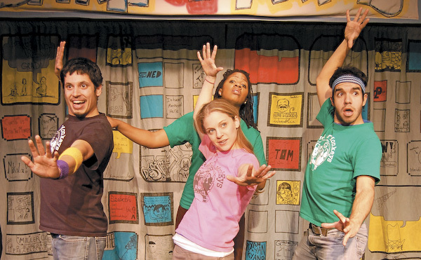 Children's theater and family-friendly plays in Chicago