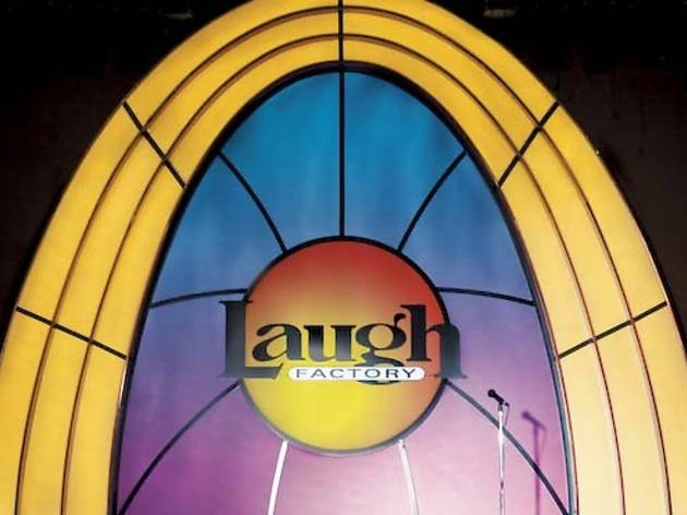 Laugh Factory Open Mic