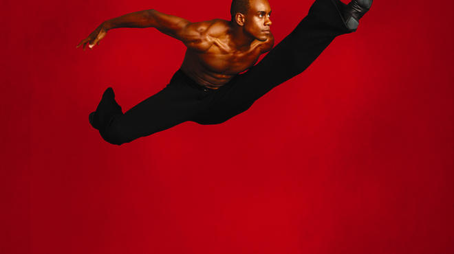 Kirven James Boyd of Alvin Ailey American Dance Theater