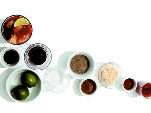 How to navigate a Bloody Mary bar