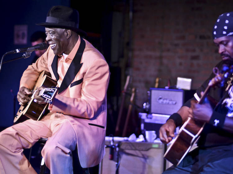 The best blues clubs in Chicago