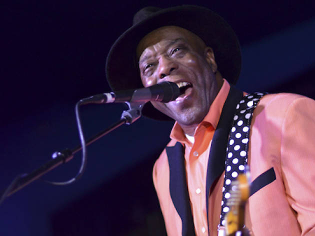 Buddy Guy's January residency