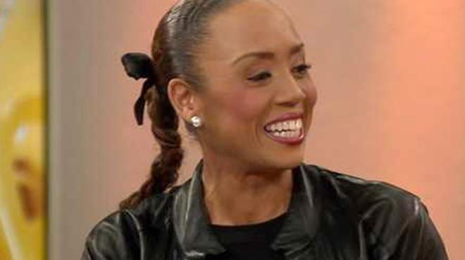 Santita Jackson Hair