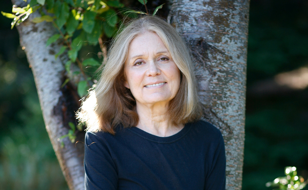what about gloria steinem Gloria steinem, 84, a pioneering activist, writer and organizer, talked about her life, the progress women have made and the effects of the #metoo and #time'sup movements at the ywca's 23rd annual in the company.