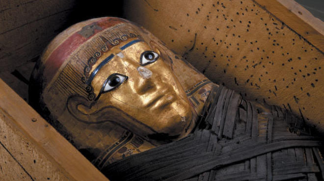 Opening the Vaults: Mummies at the Field Museum