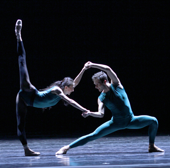 """Joffrey Ballet: New Works"""