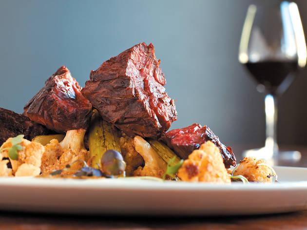 Bar food | Fine dining