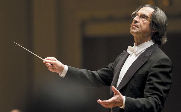 Chicago Symphony Orchestra: Muti Conducts Strauss & Bruckner