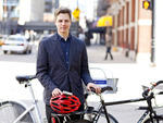 Ethan Spotts- Marketing & Communications Director of Active Transportation Alliance