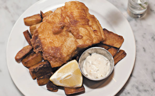 Where to get a fish fry