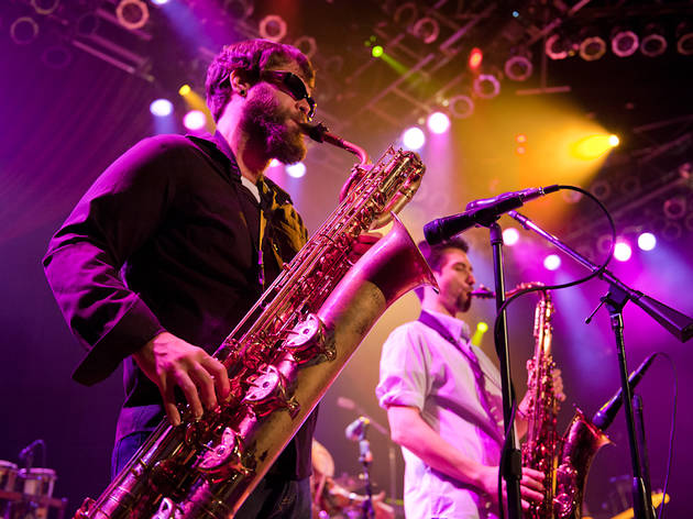 North Coast 2014: Chicago Afrobeat Project