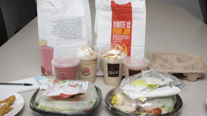Burger King vs. McDonald's