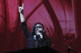 Lollapalooza 2014: Skrillex + Gesaffelstein