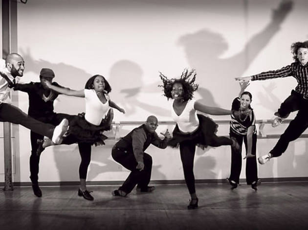 Harold Washington Cultural Center, M.A.D.D. Rhythms Tap Academy
