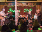 Travel back to a bygone era with live music at the Green Mill.