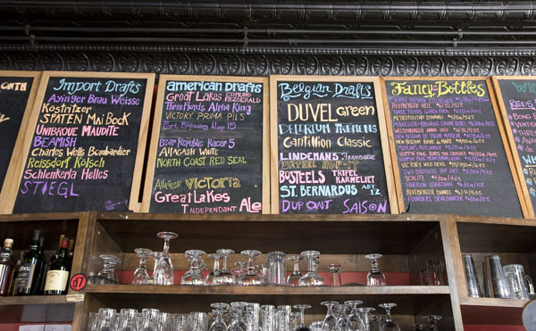 16 places to get a beer while you're working