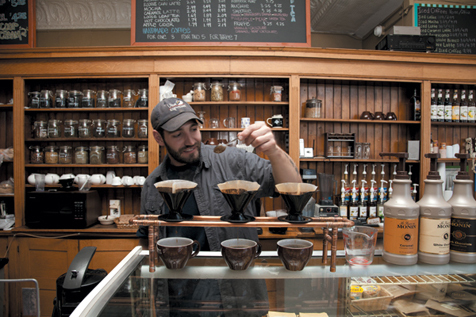 15 spots to drink coffee now