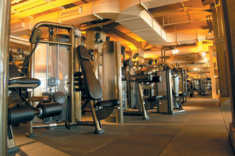 Gyms in chicago