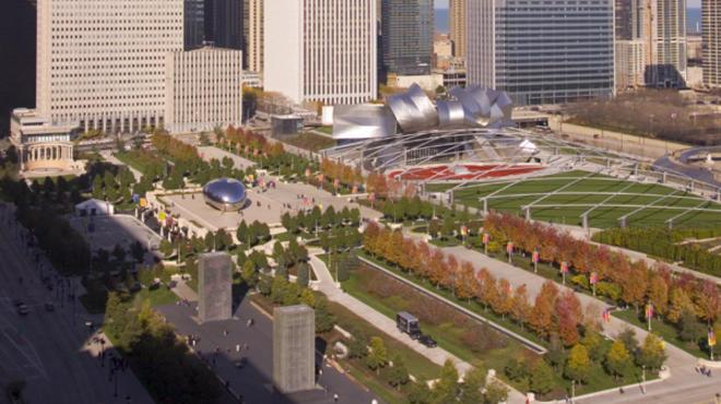 Chicago park guide