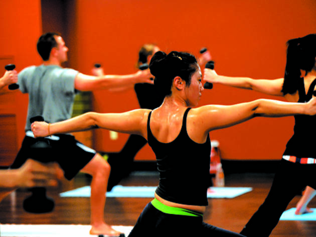 Five Chicago studios that offer hot yoga