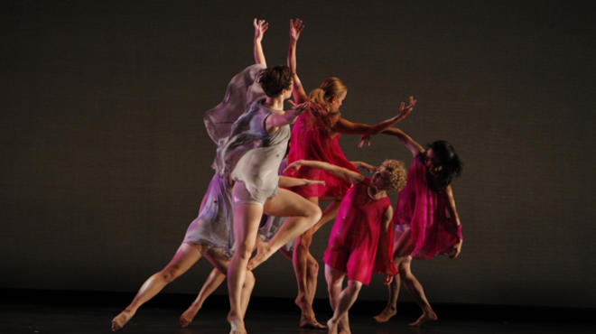 Mark Morris Dance Group in Petrichor