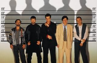 Jameson Cult Film Club Presents The Usual Suspects