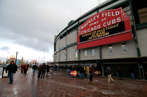 Cubs World Series tickets already commanding astronomical prices
