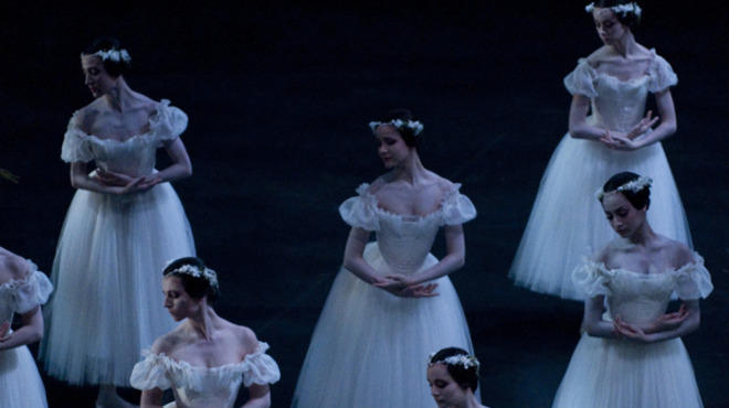 The Paris Op�ra Ballet in Giselle.
