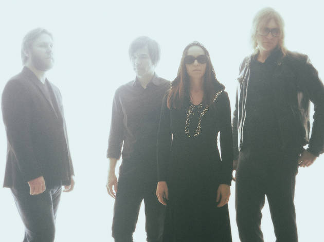 The Besnard Lakes + Secret Colours
