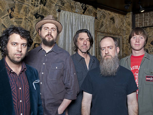 Drive-By Truckers + Honeysuckle