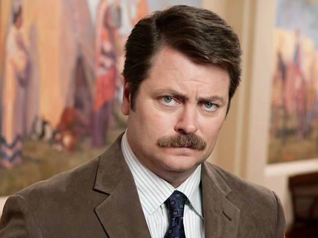 "Nick Offerman: ""Paddle Your Own Canoe"" Book Signing"