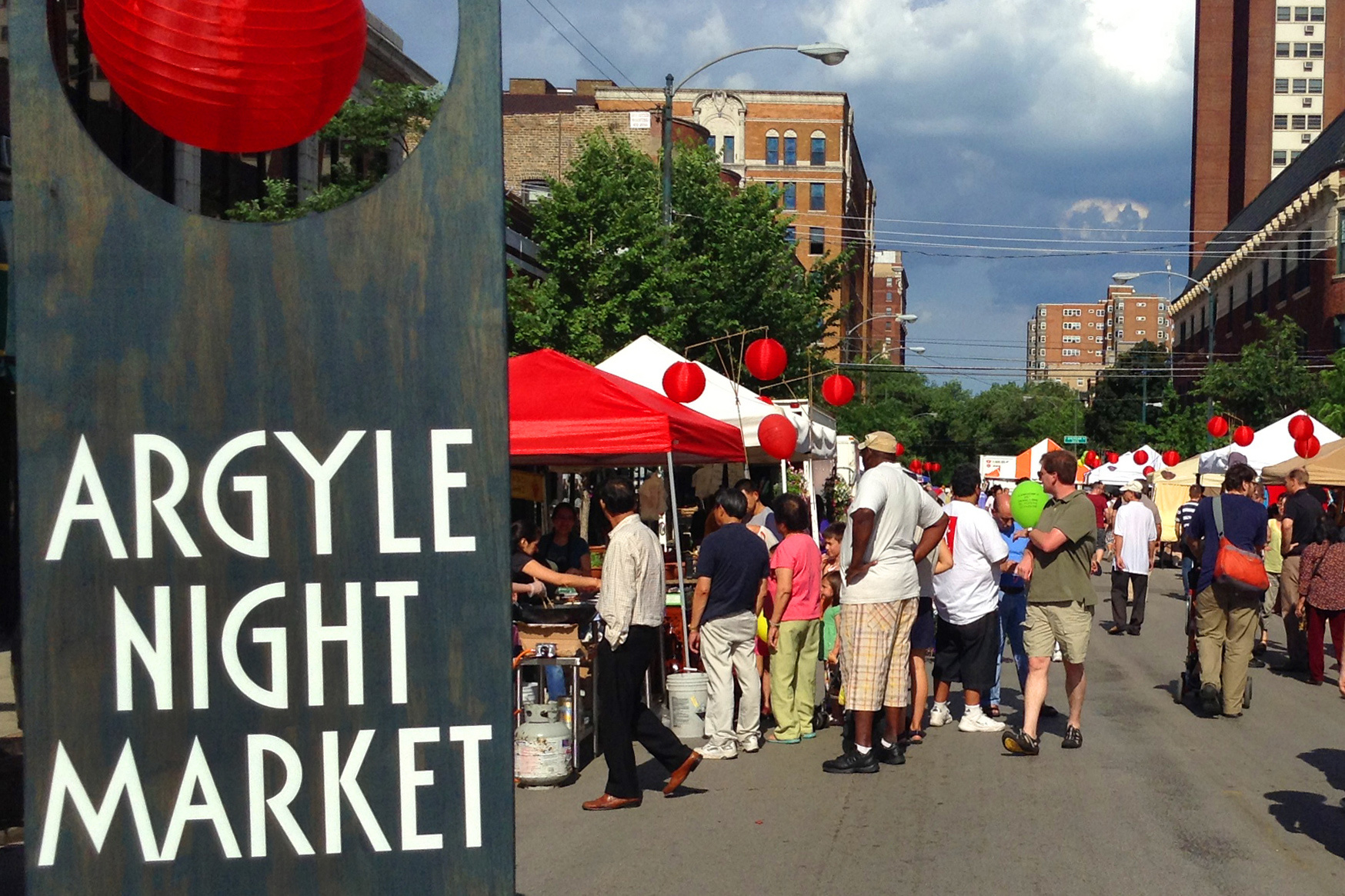 Best market: Argyle Night Market