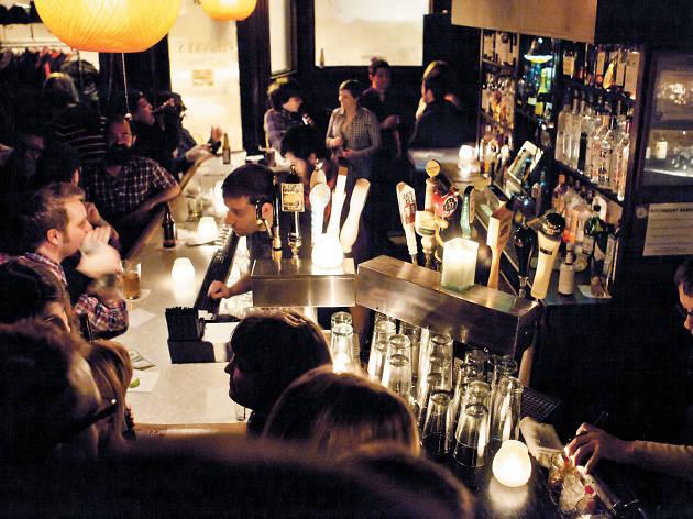 The 10 best bars for singles