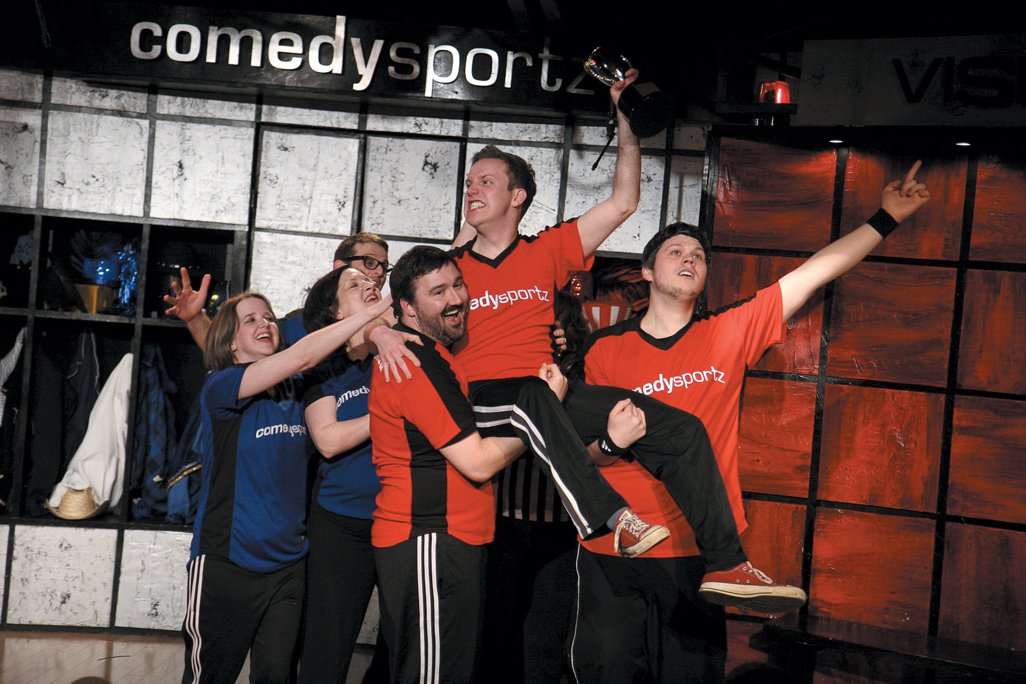 ComedySportz New Year's Eve