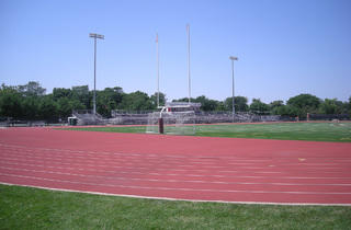 Stagg Field, University of Chicago