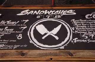 Suds & Sausage at Chop Shop