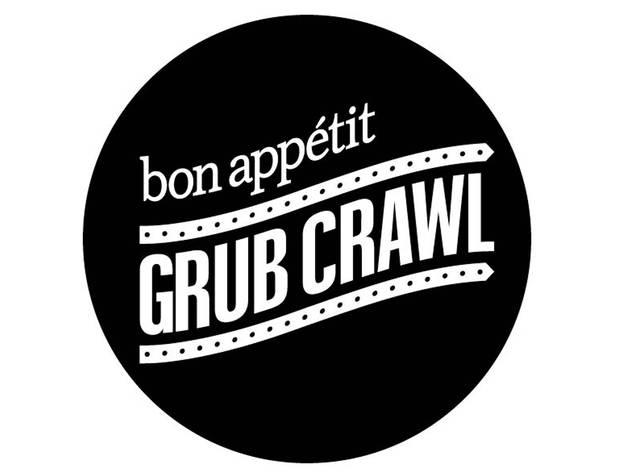 Bon Appétit Grub Crawl