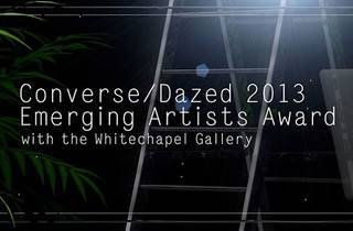 Converse/Dazed 2013 Emerging Artists Award